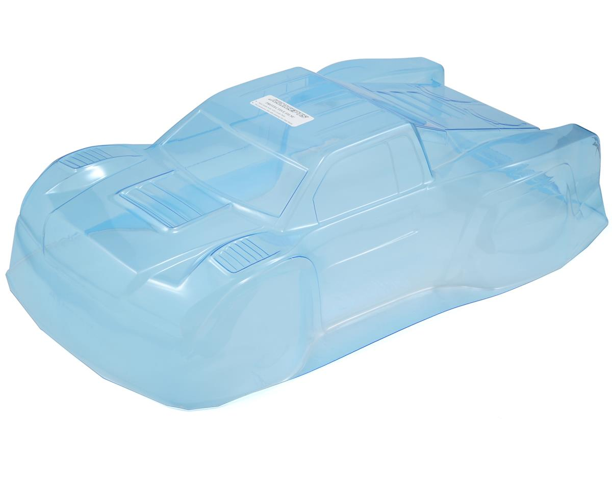 "JConcepts Illuzion ""Manta V2"" Short Course Truck Body (Clear) (One Size Fits Most)"