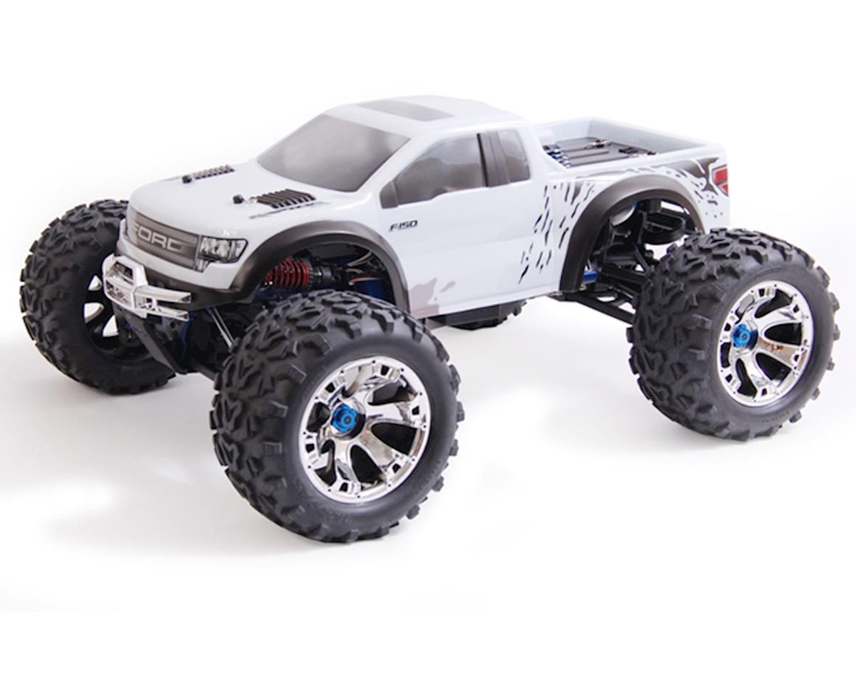"Traxxas Revo 3.3 ""Ford Raptor SVT"" Illuzion Body by JConcepts"