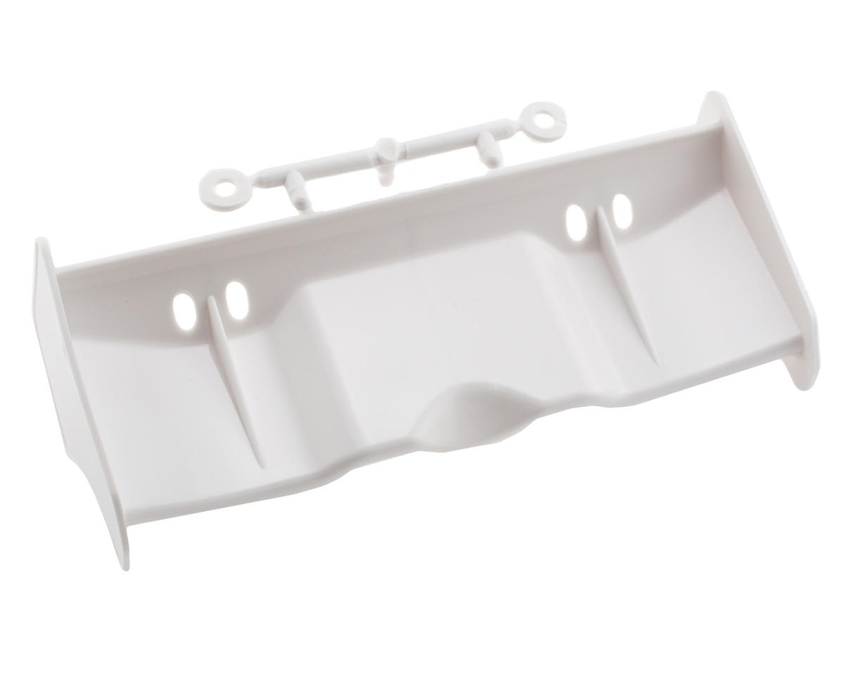 JConcepts 1/8 High Down Force Wing (White)