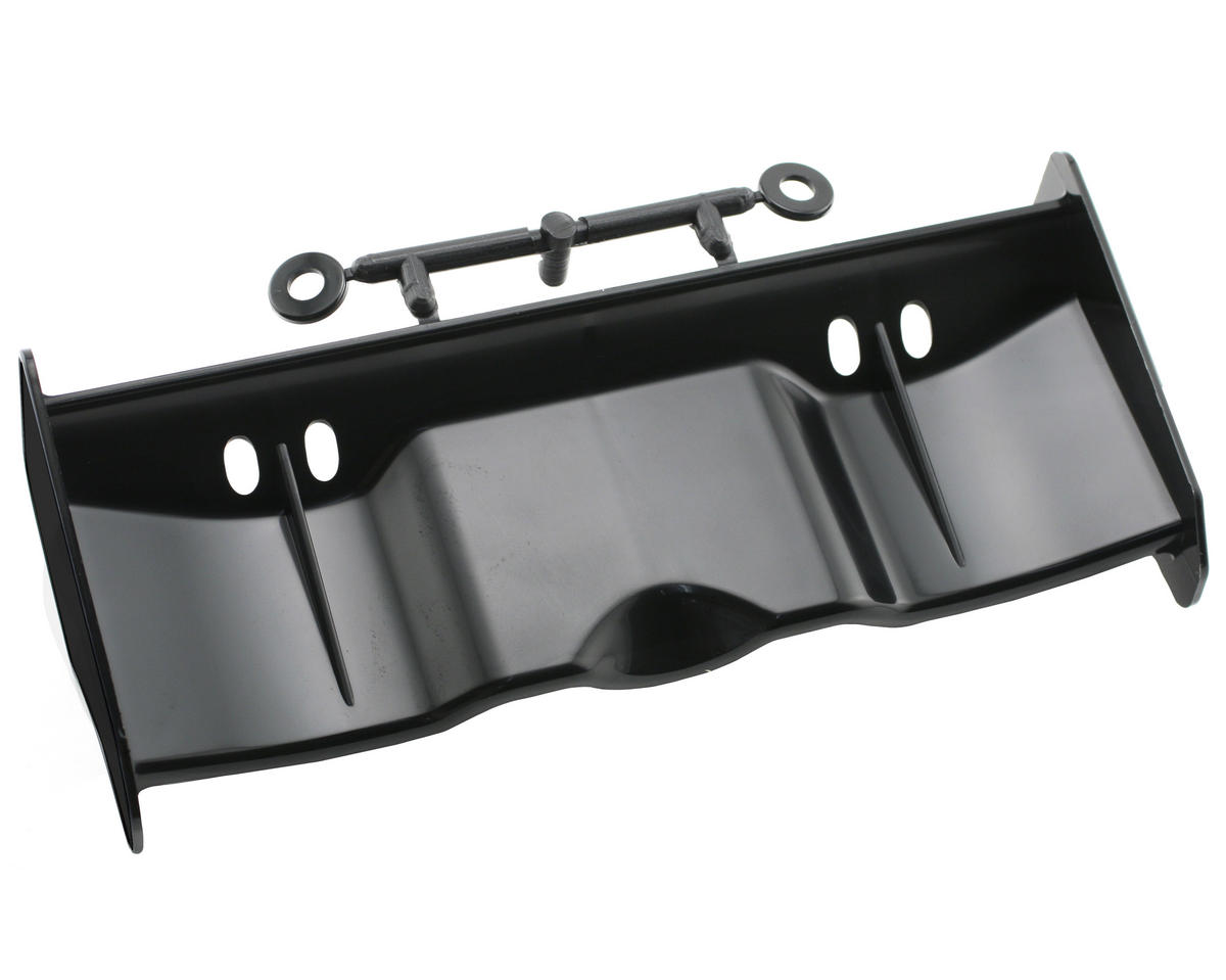 JConcepts 1/8 High Down Force Wing (Black)