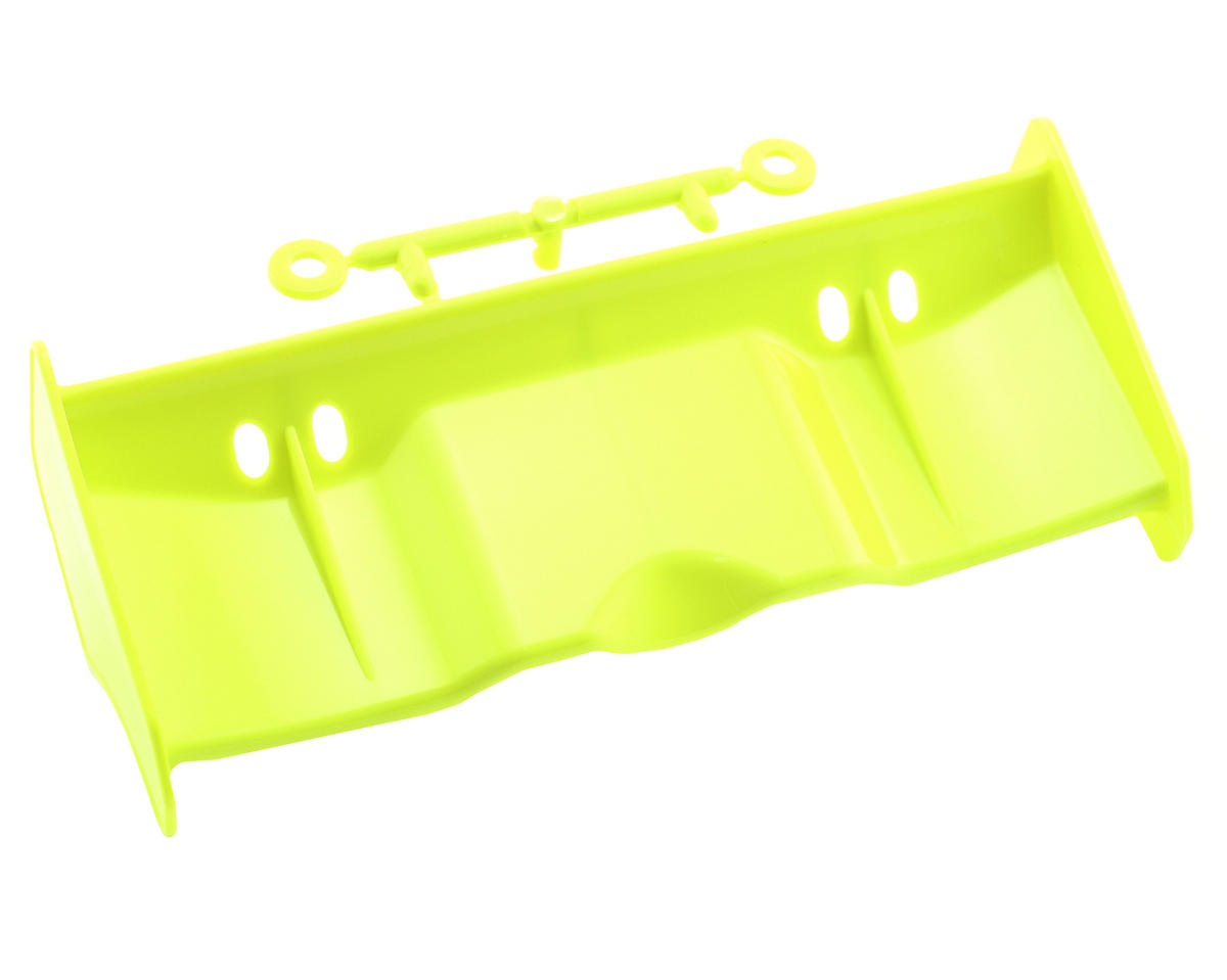 JConcepts 1/8 High Down Force Wing (Yellow)