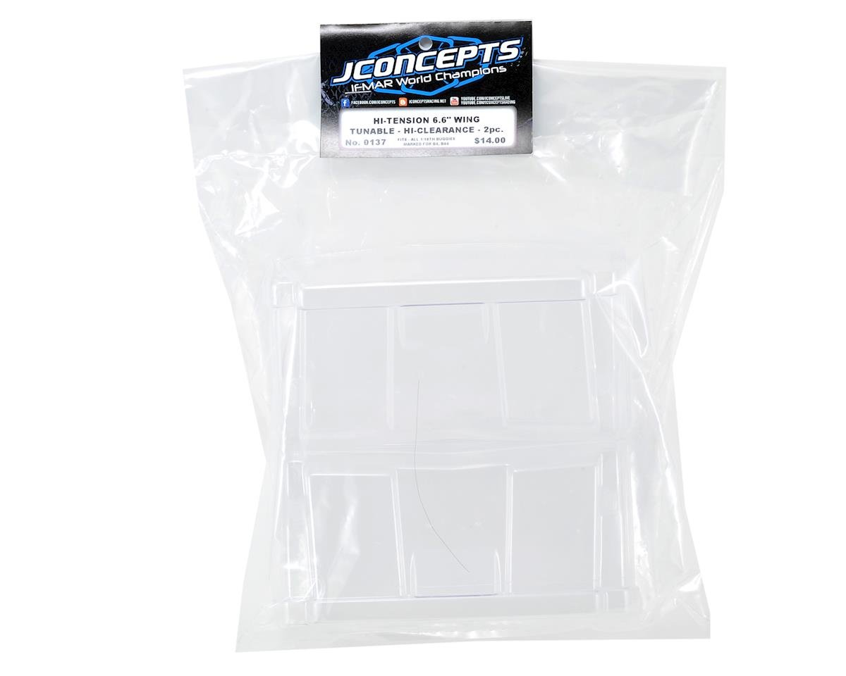 "JConcepts ""Hi-Tension"" Wing (6.6"" Wide) (2)"