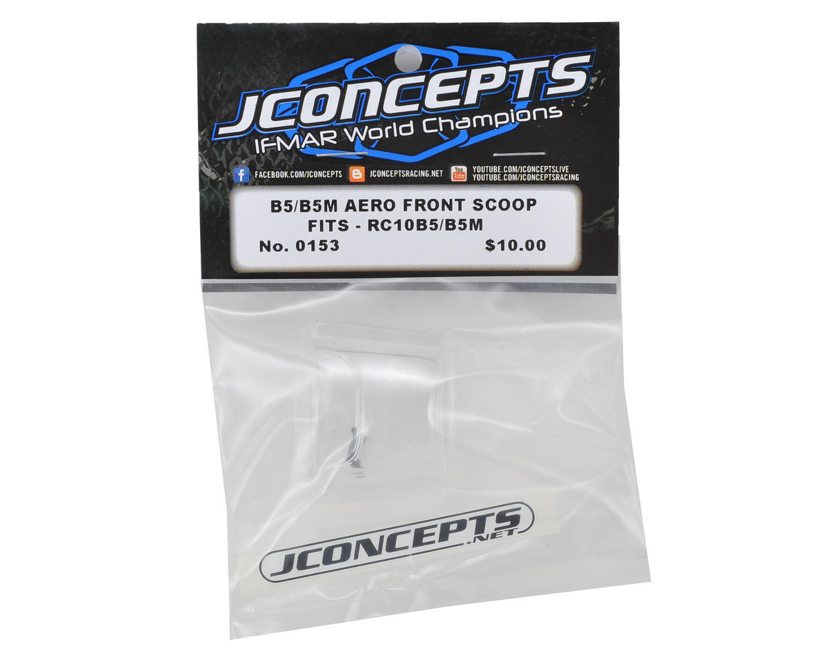 JConcepts B5M Stabilizer Front Scoop