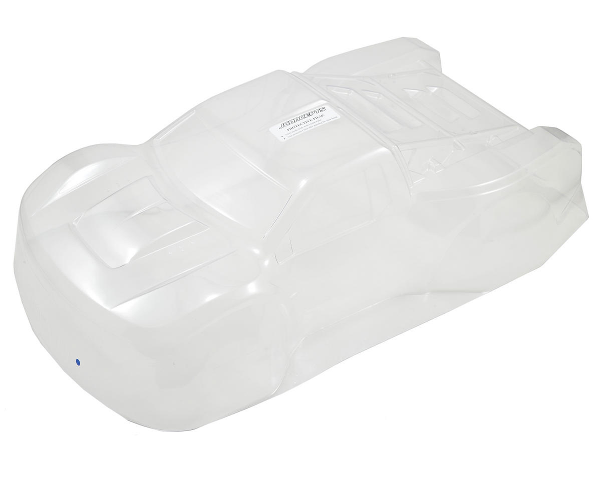 JConcepts Illuzion Hi Flow Lightweight Short Course Body (Clear) (Team Associated SC10 4x4)