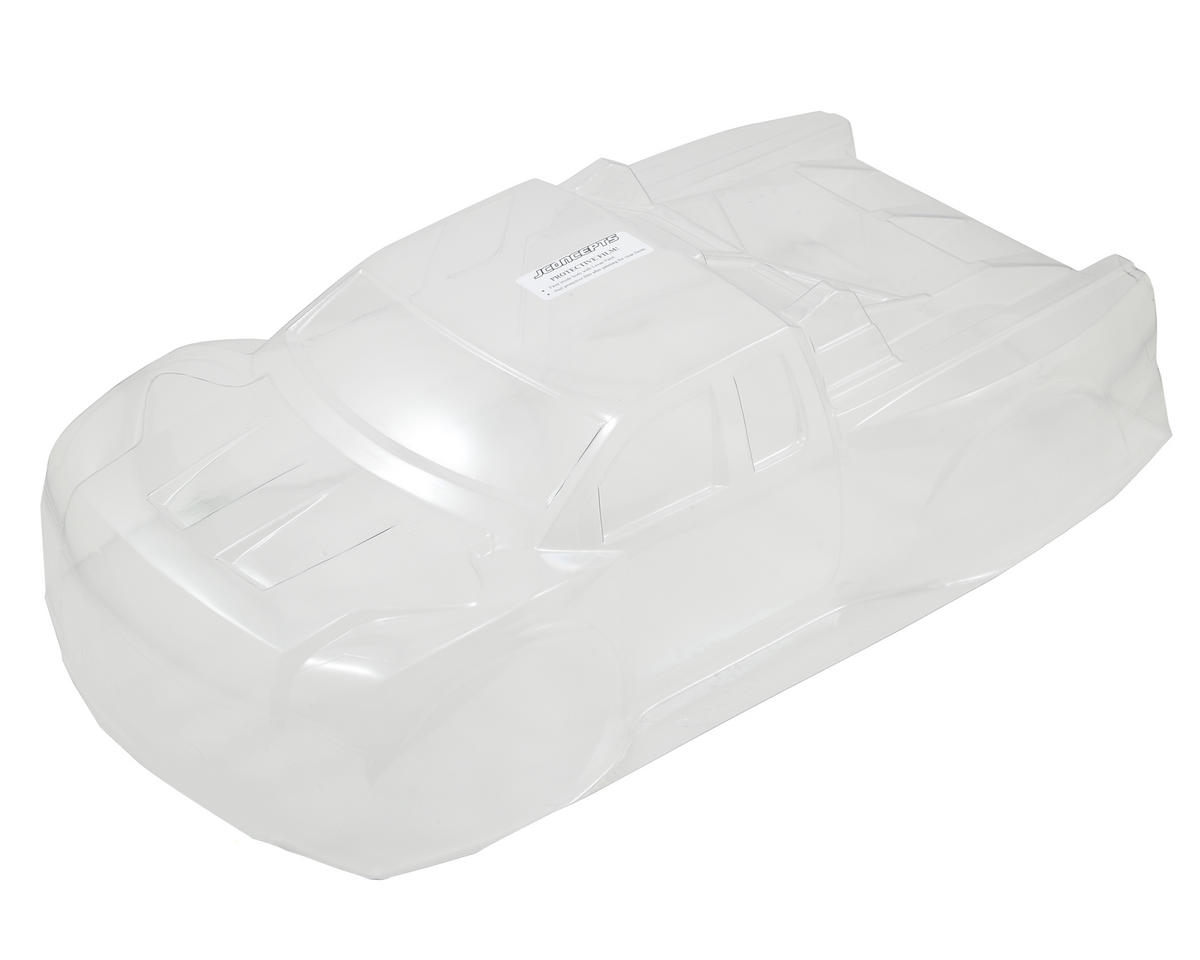 "JConcepts Illuzion ""Nissan Titan"" Hi-Flow Short Course Truck Body (Clear)"
