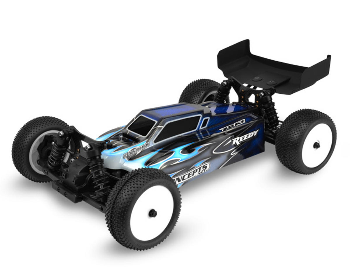 "JConcepts XRAY XB4 ""Finnisher"" Body"