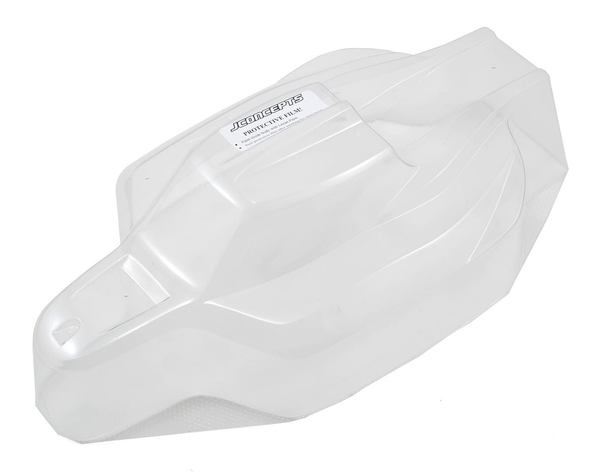 """JConcepts Mugen MBX7 ECO """"Silencer"""" Body (Clear)"""