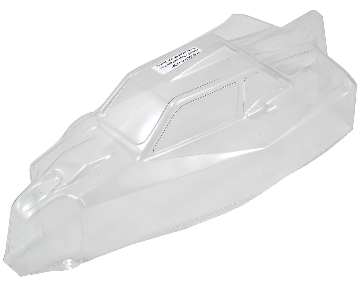 "TLR 22-4 ""Silencer"" Body (Clear) by JConcepts"