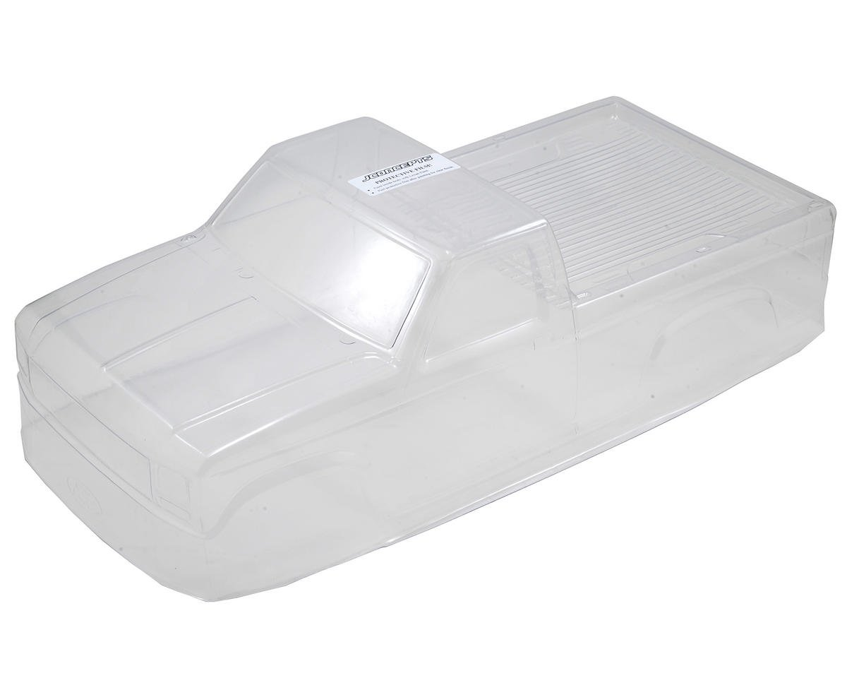 JConcepts 1984 Ford F-150 Scaler Body (Clear)