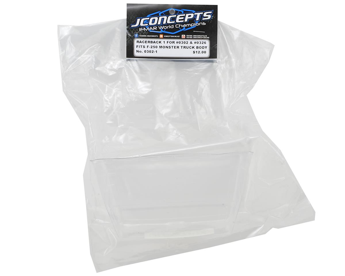 Racerback 1 (Clear) (JCO0303 & JCO0326 1993 F-250 Monster Truck Body) by JConcepts