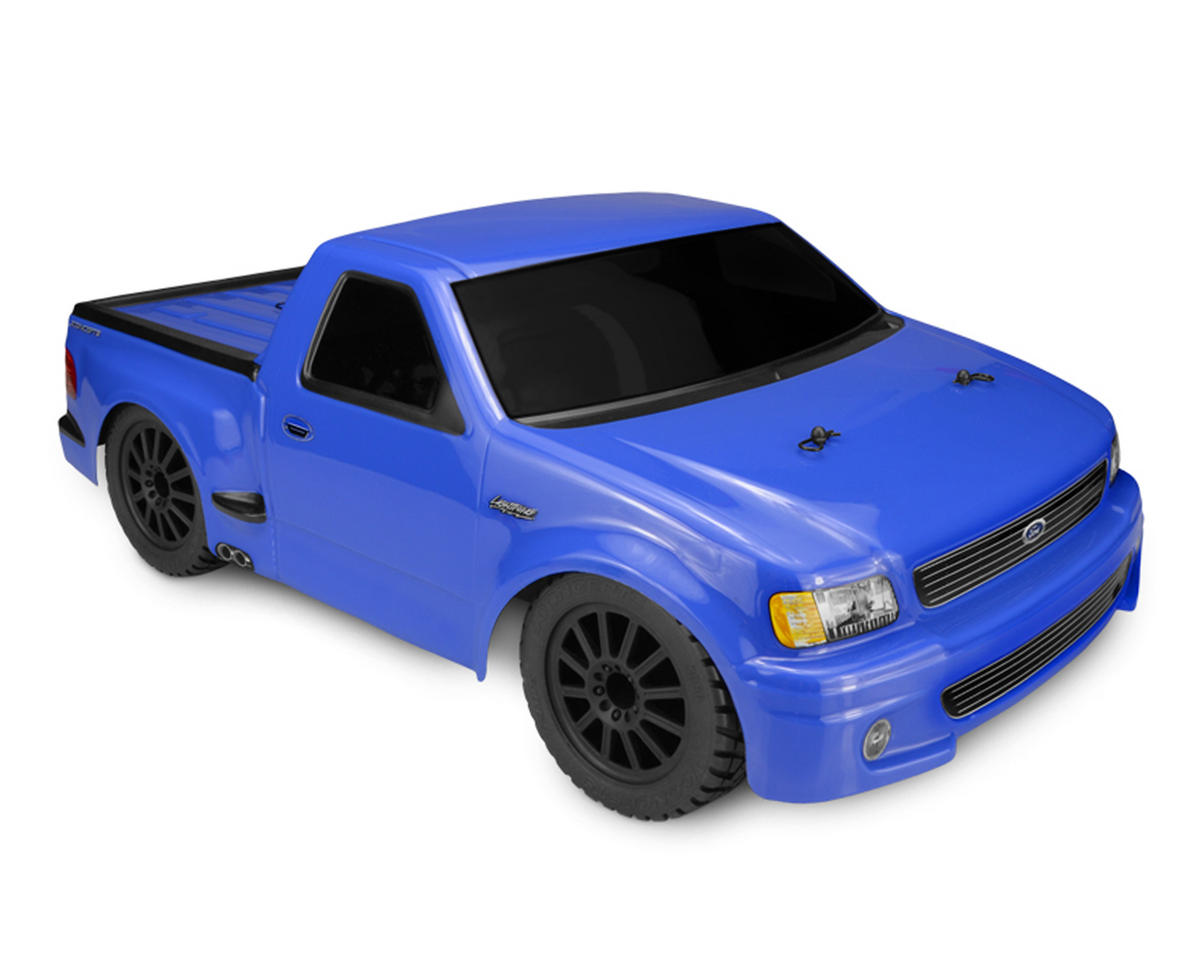 "Slash 4x4 ""Scalpel"" 1999 Ford Lightning Body by JConcepts"