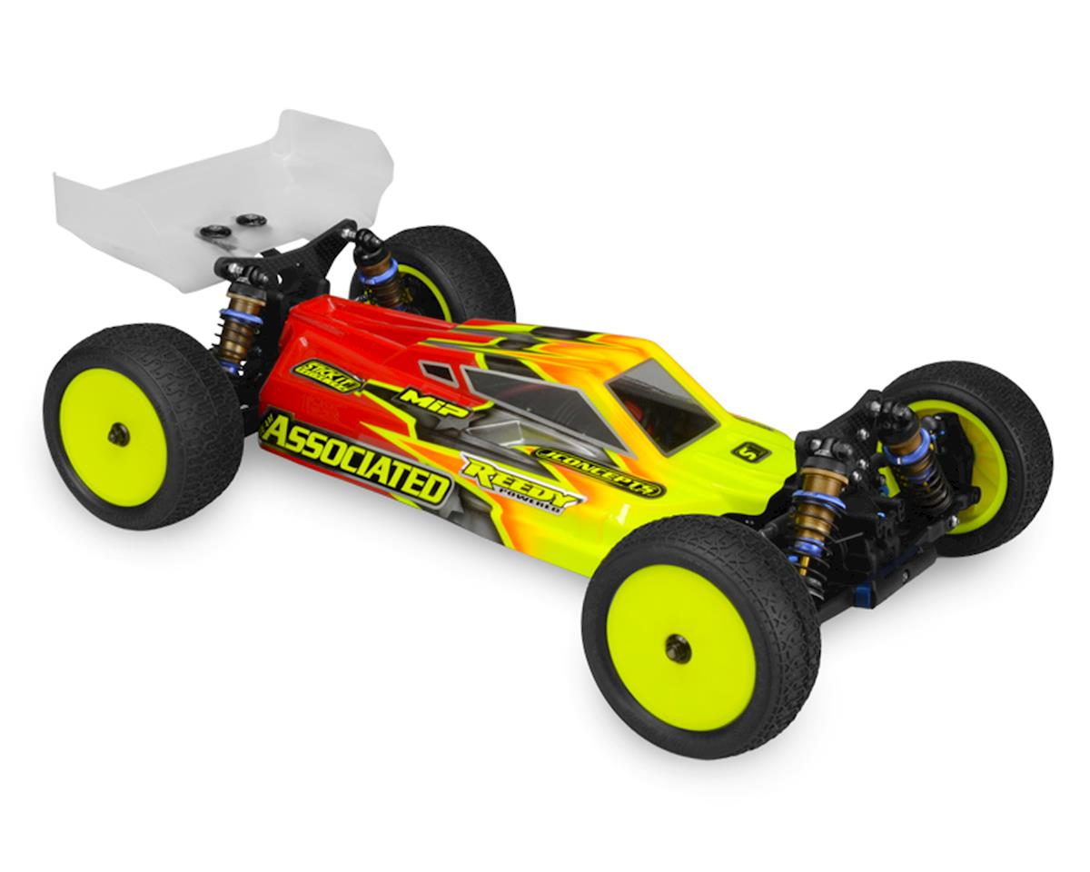 "JConcepts B64/B64D ""S2"" Illuzion 4WD Buggy Body w/Aero Wing"