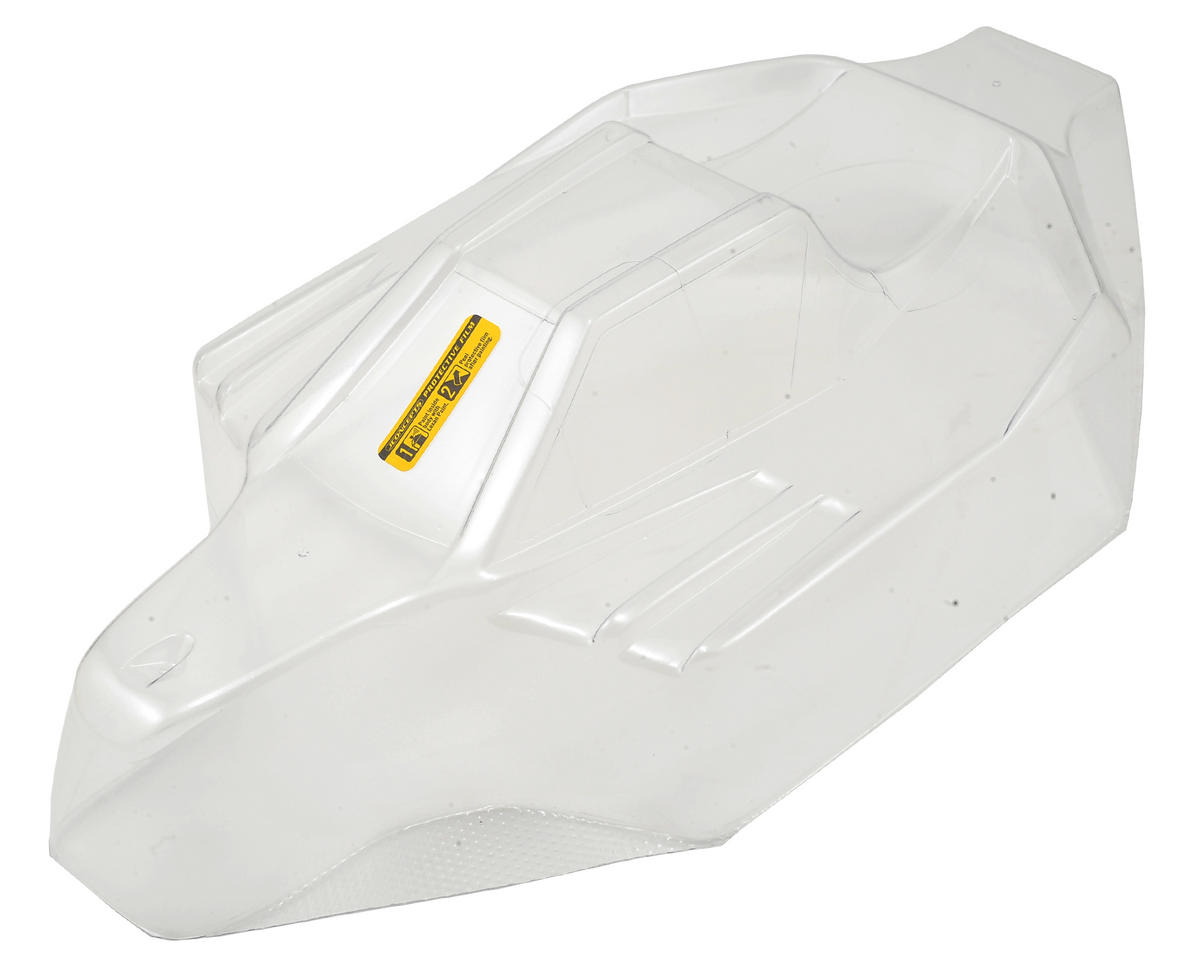 "Associated RC8B3/B3.1 ""Strike 2"" Body (Clear) by JConcepts"