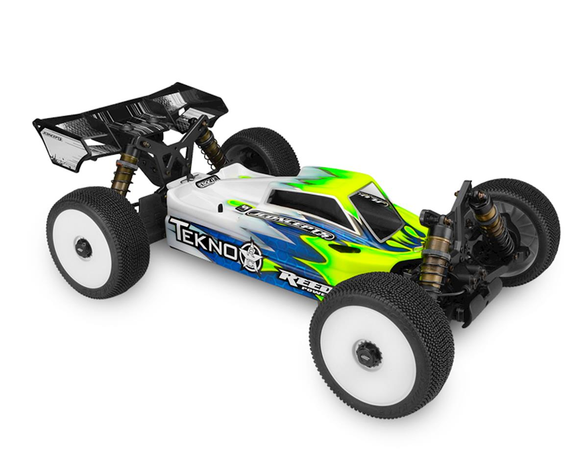 JConcepts Tekno EB48.3 S1 Body (Clear)