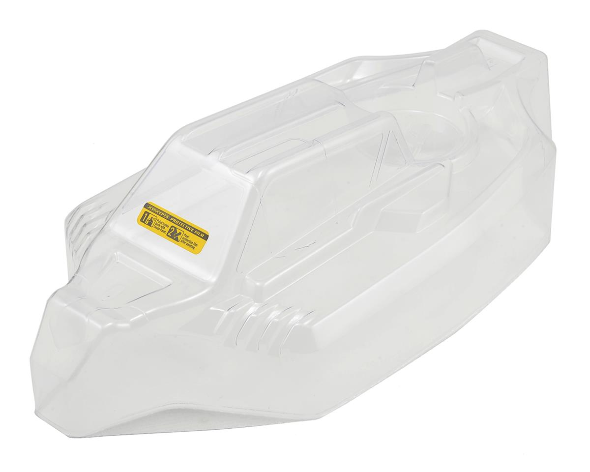 """S2"" TLR 8IGHT 4.0 1/8 Buggy Body (Clear) by JConcepts"