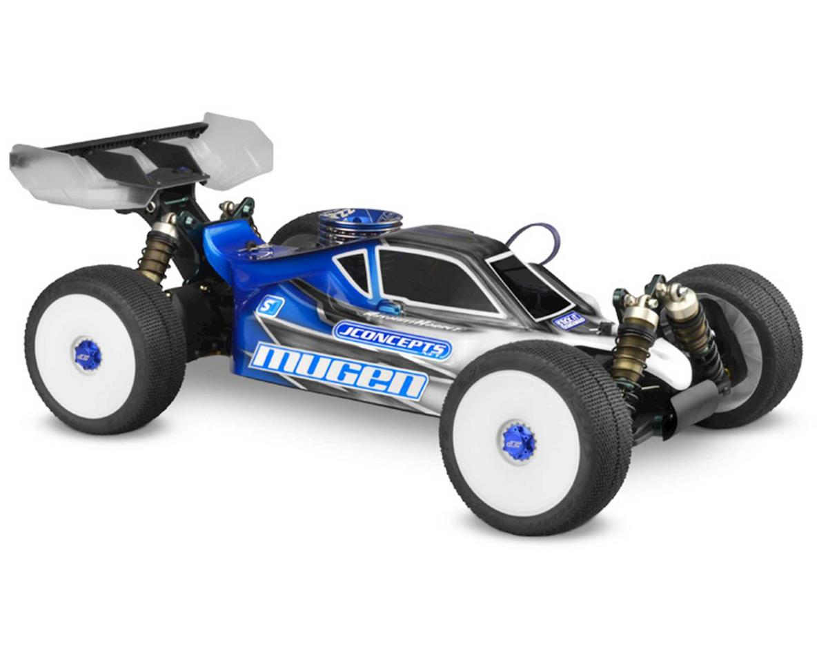 "JConcepts Mugen MBX7R ""S3"" Body (Clear)"