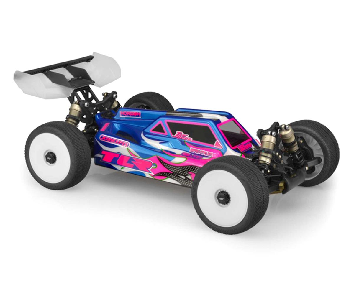 "JConcepts TLR 8IGHT-E 4.0 ""S2"" 1/8 Buggy Body (Clear)"