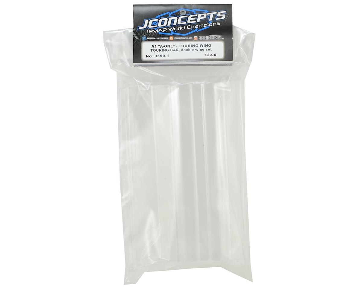 JConcepts A-One Rear Double Wing Set