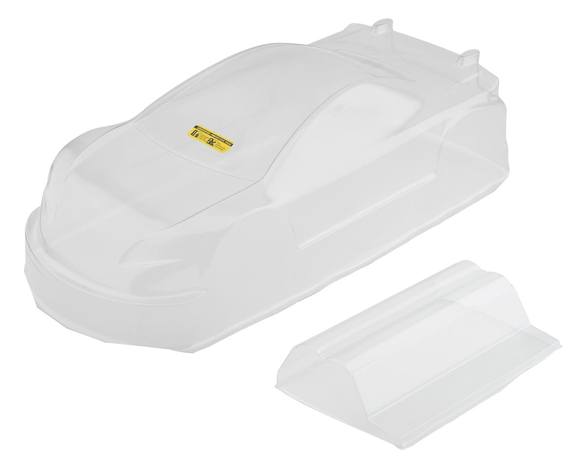 """JConcepts A1R """"A1 Racer"""" 1/10 Touring Car Body (Clear) (190mm)"""