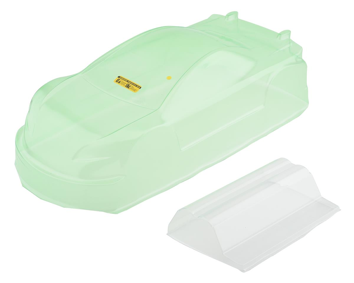 """JConcepts A1R """"A1 Racer"""" Touring Car Body (Clear) (190mm) (Light Weight)"""