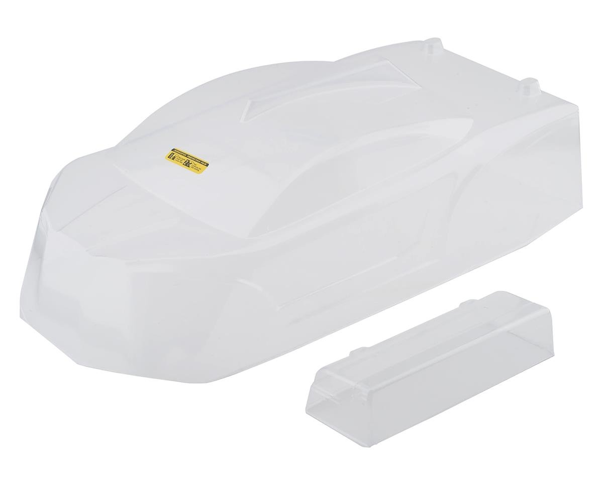 JConcepts Traxxas Slash BAJR V2 Body (Clear) | relatedproducts