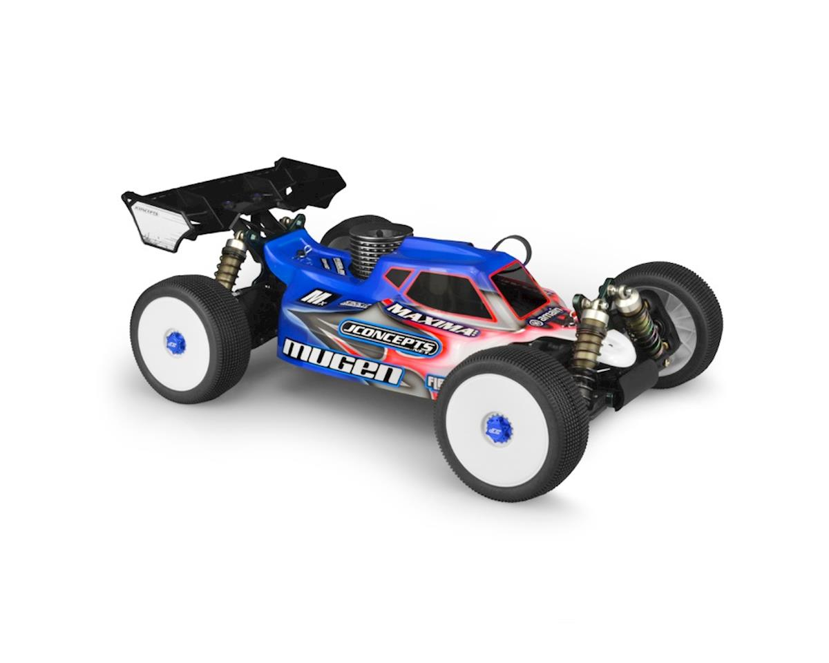 JConcepts Mugen MBX8 S15 1/8 Nitro Buggy Body (Clear)