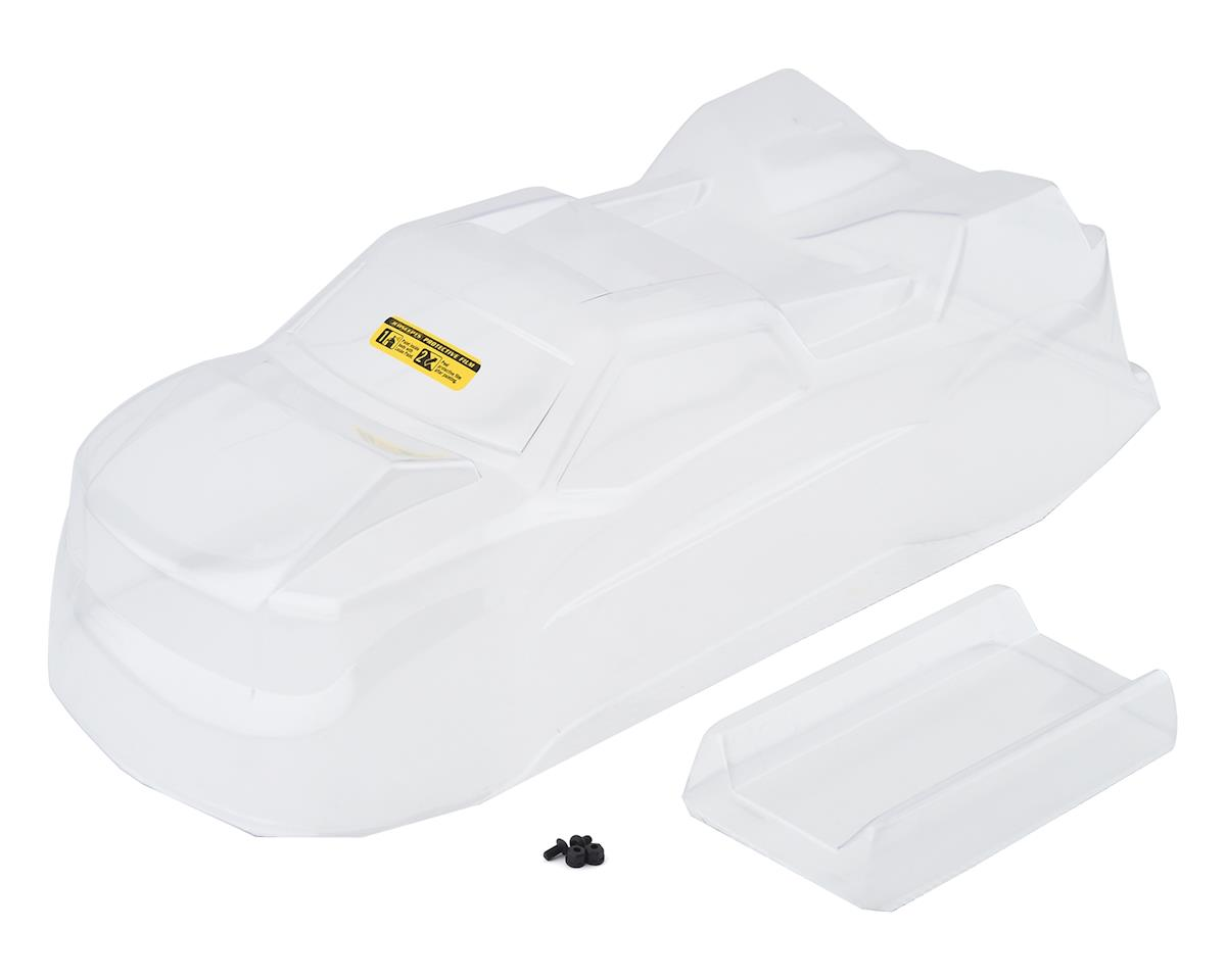 JConcepts RC10T6.1/YZ-2T Finnisher 1/10 Stadium Truck Body (Clear)
