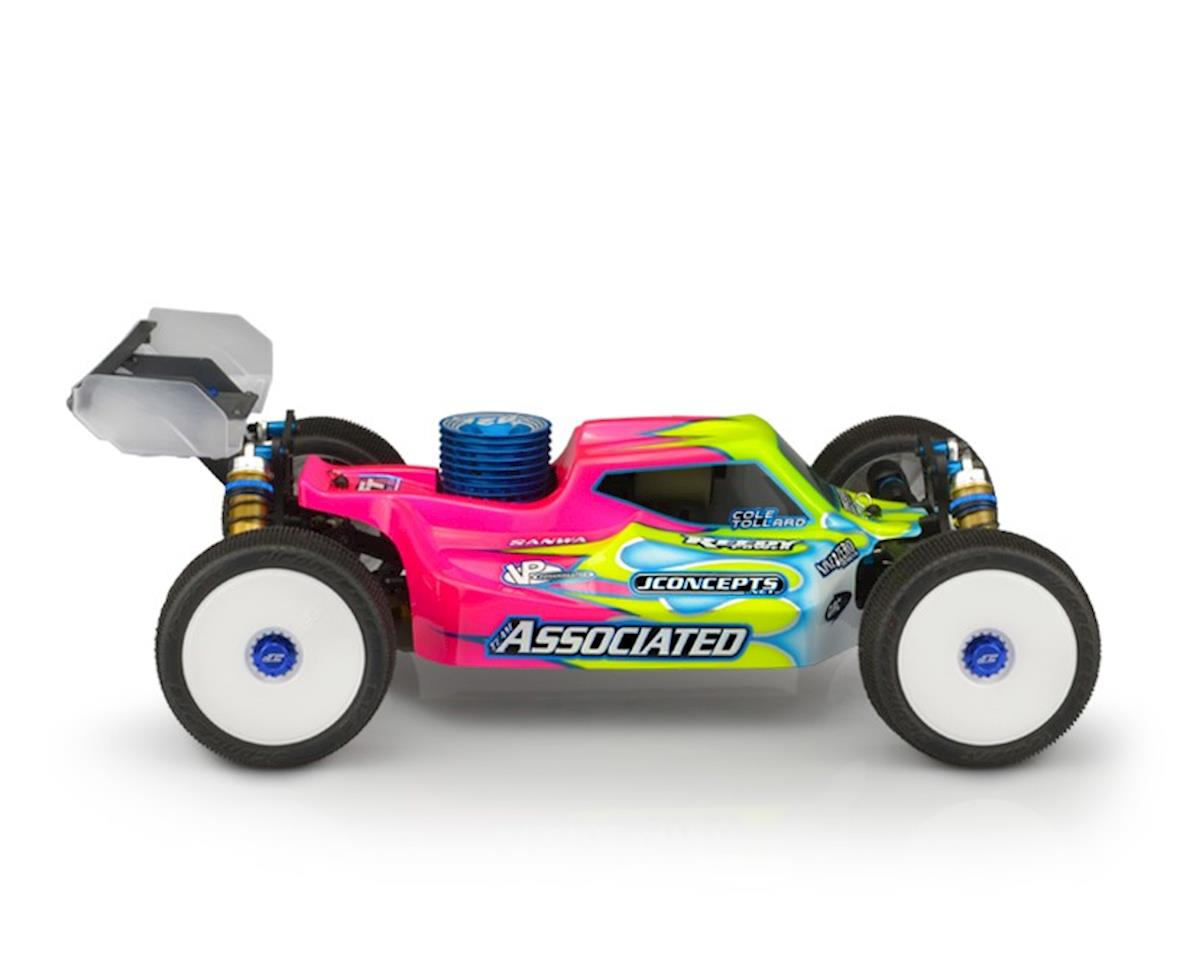 "JConcepts Associated B3.1 ""S15"" Body (Clear) (Team RC8B3)"