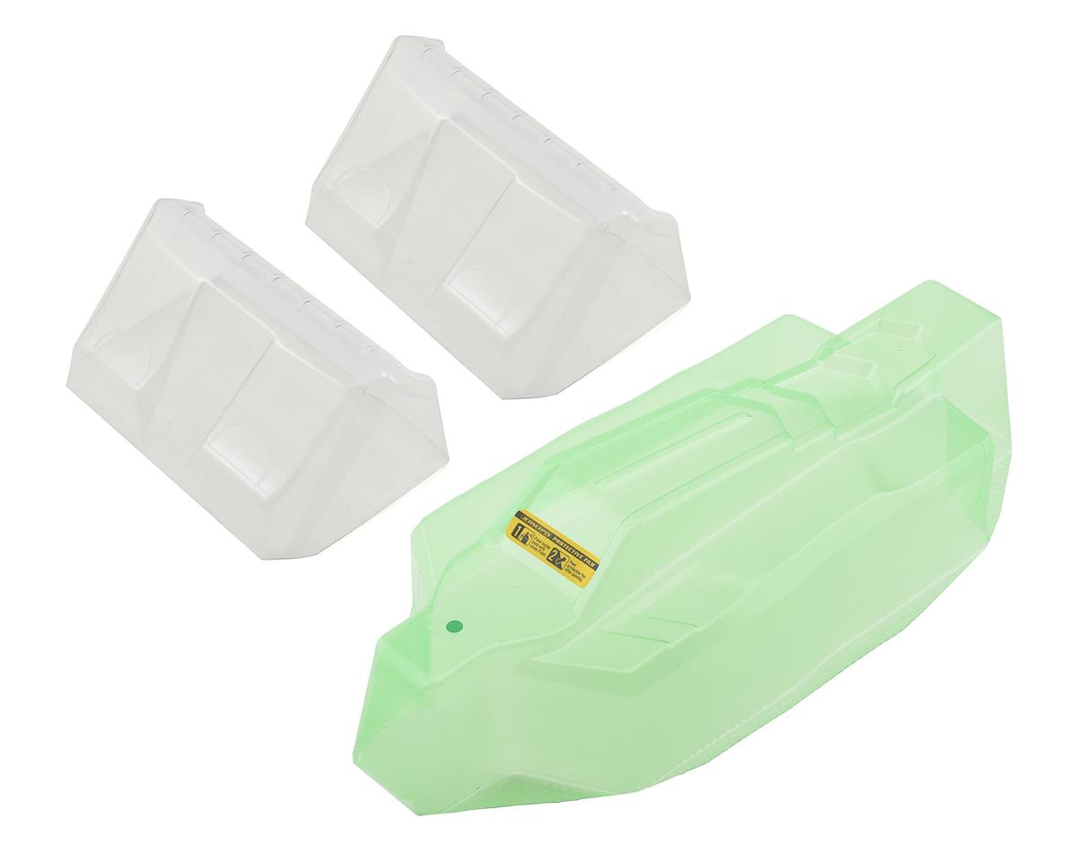 """JConcepts RC10 B74 """"F2"""" Body w/S-Type Wing (Clear) (Light Weight)"""