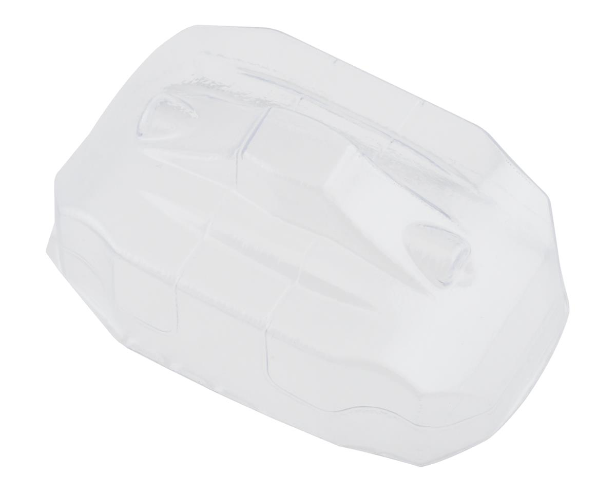 JConcepts RC10B74 Aero Front Scoop (Clear) (2)