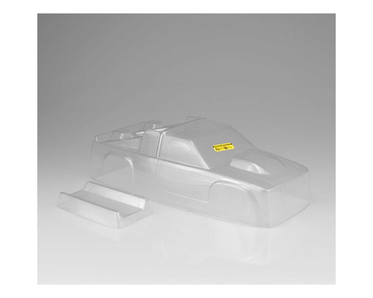 JConcepts RC10GT 1/10 Gas Truck Body (Clear)