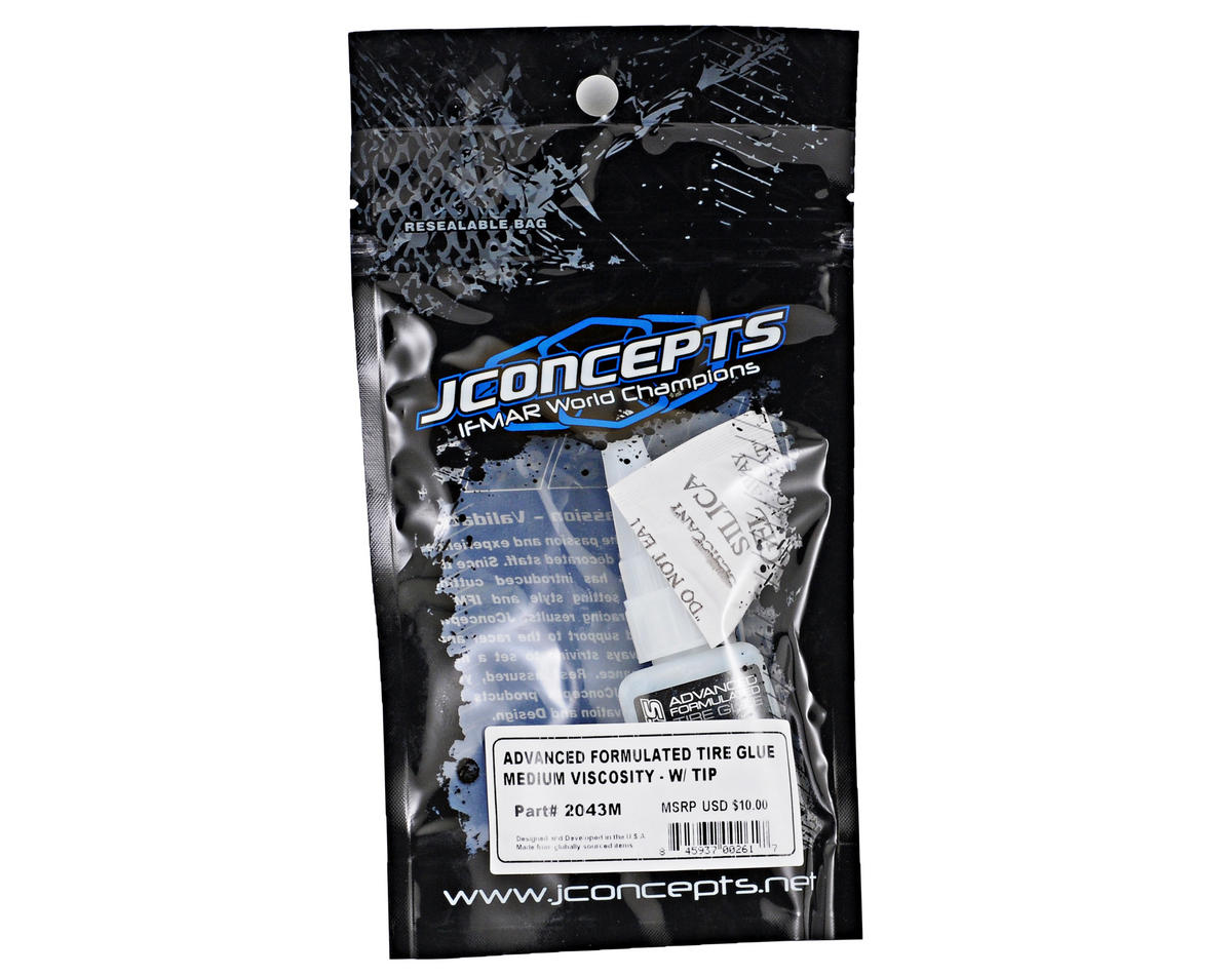 JConcepts Advanced Formulated Tire Glue (Medium)