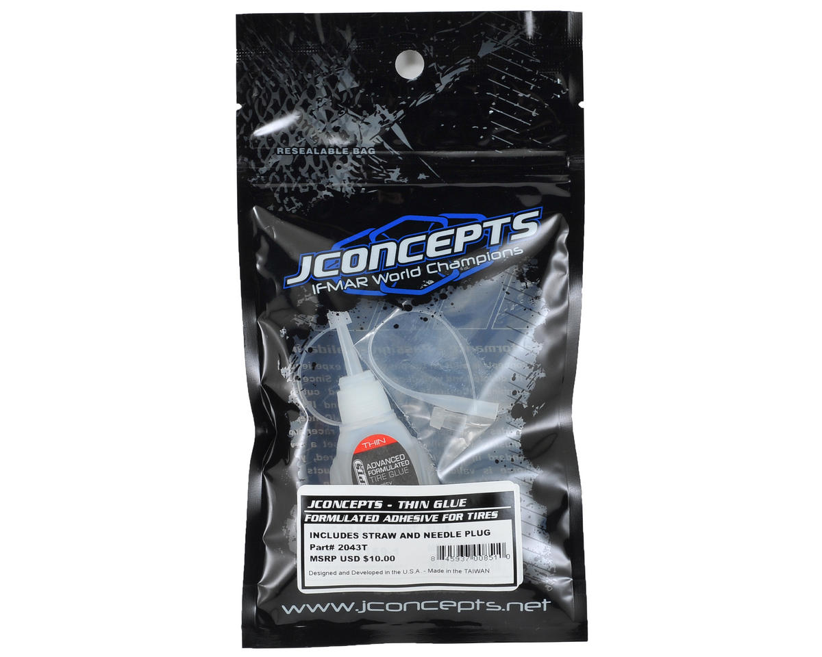 JConcepts Advanced Formulated Tire Glue (Thin)