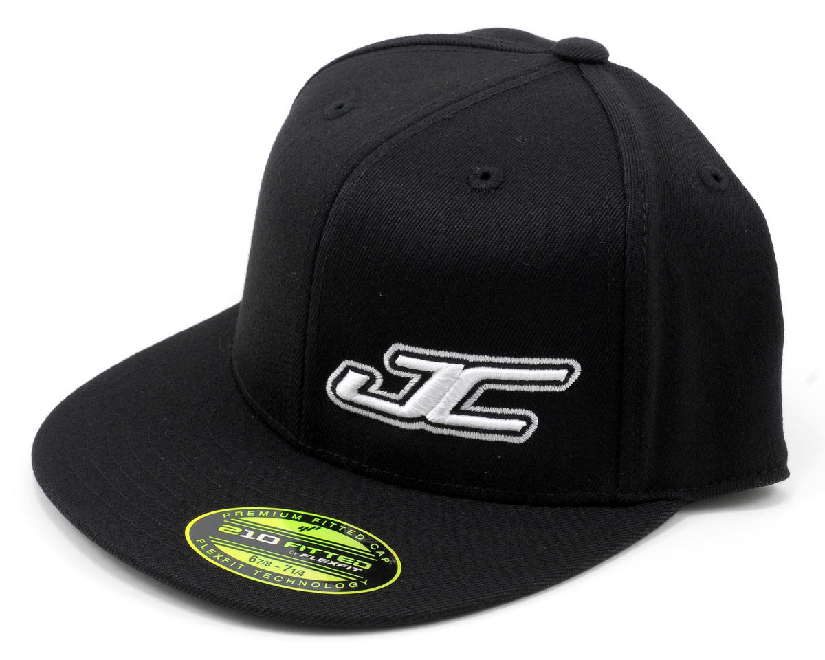 JConcepts Flat Bill Flexfit Hat