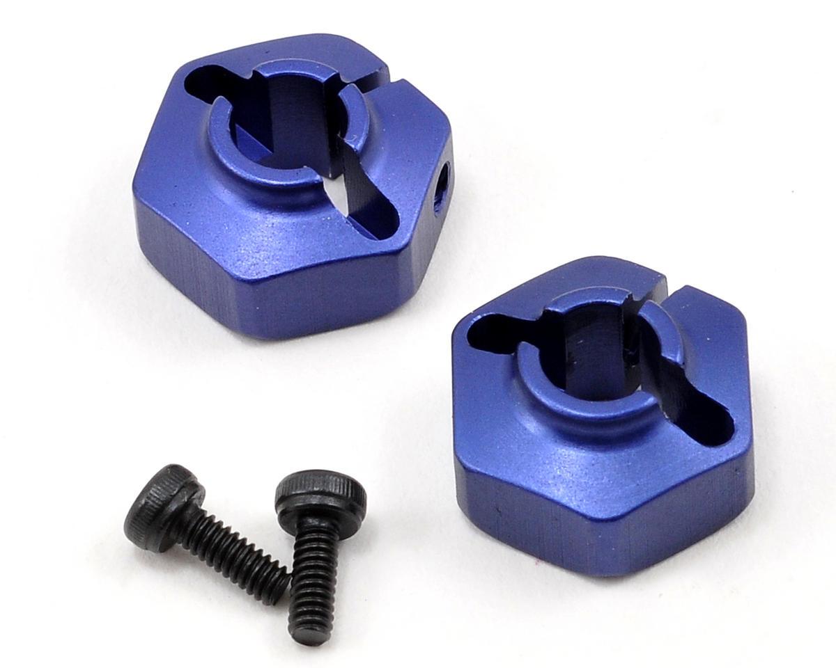 JConcepts Aluminum 12mm Rear Clamping Hex Wheel Adapter Set (B4.1)