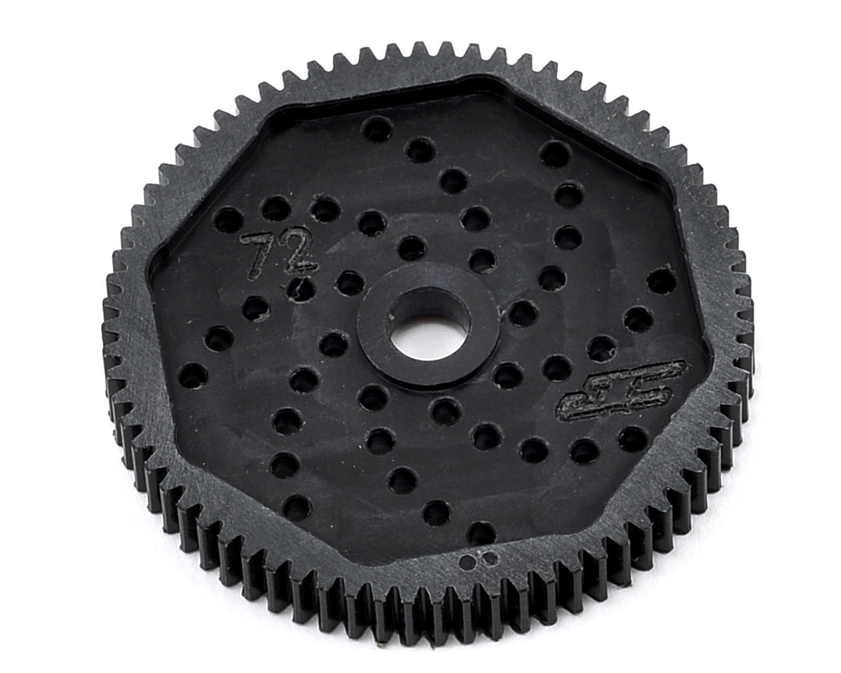 "JConcepts 48P Associated ""Silent Speed"" Machined Spur Gear (72T)"