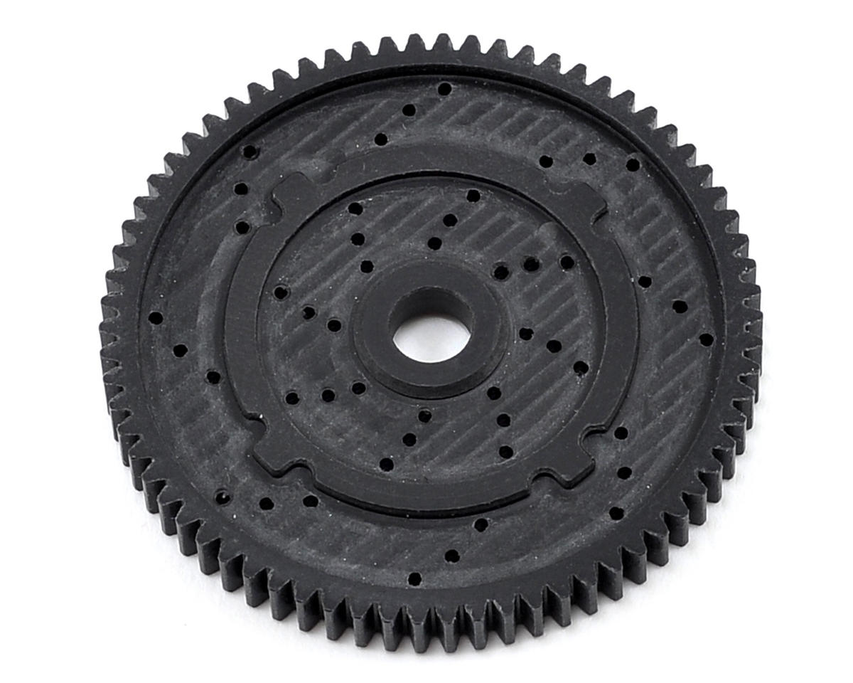 "JConcepts 48P TLR ""Silent Speed"" Machined Spur Gear (70T)"