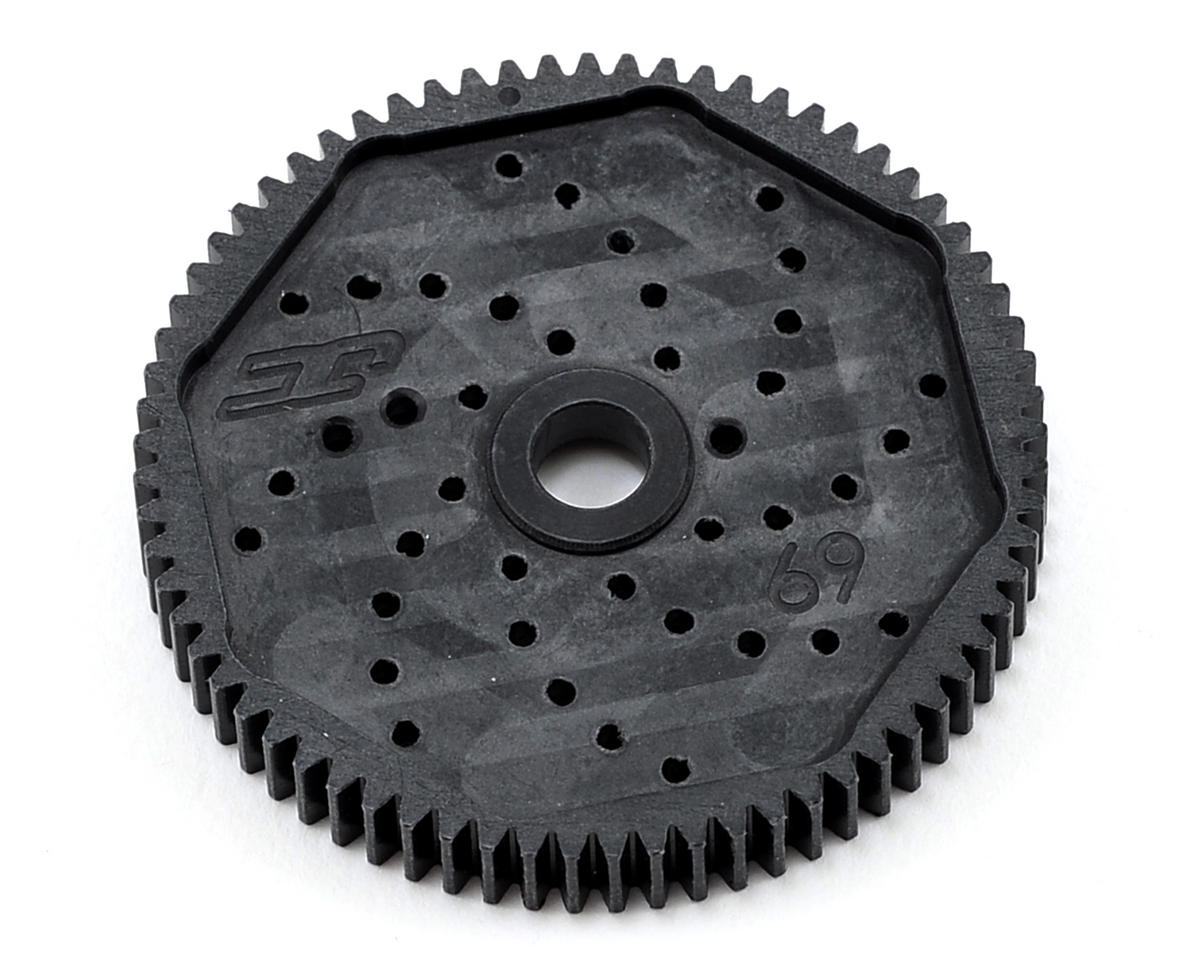 "JConcepts 48P Associated ""Silent Speed"" Machined Spur Gear (Team RC10 B4.2)"