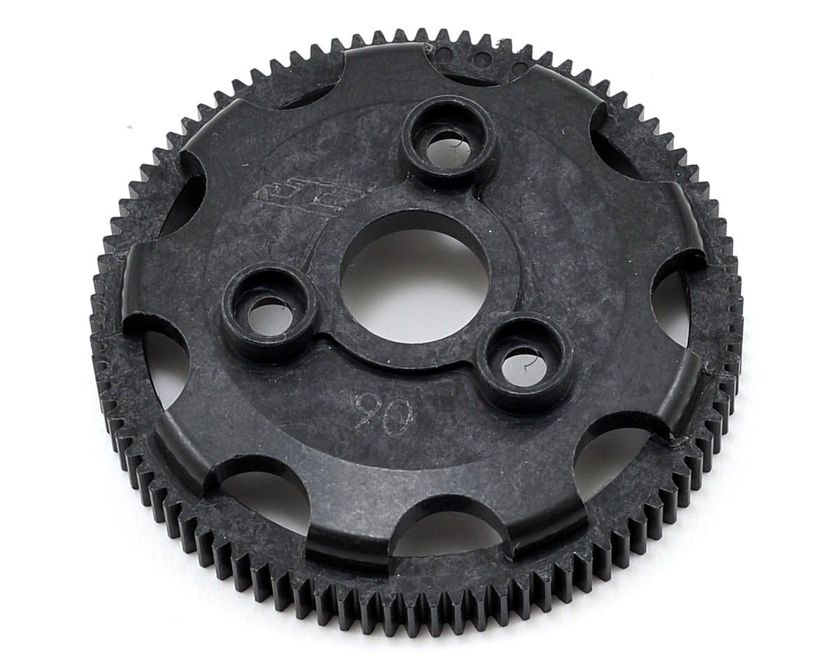 "JConcepts 48P Traxxas ""Silent Speed"" Machined Spur Gear (90T)"