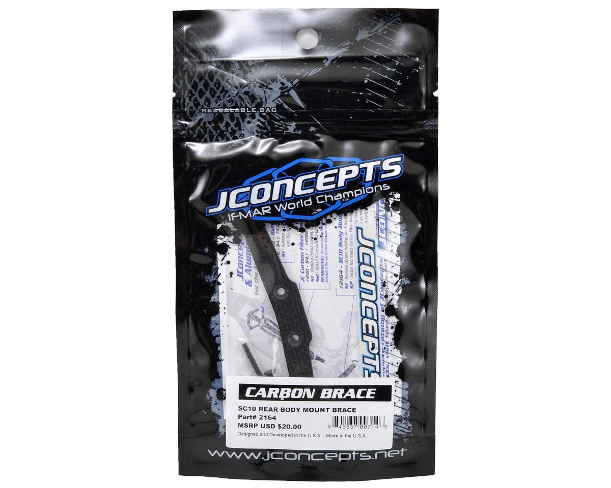 JConcepts SC10 Rear Body Mount Brace