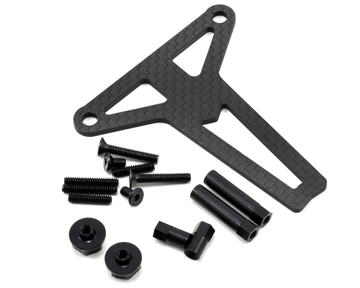 "JConcepts ""Monroe"" Losi 22 Carbon Fiber Battery Brace"
