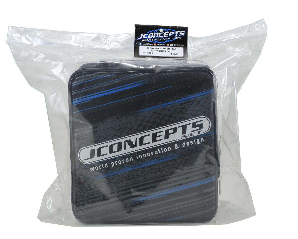 JConcepts Airtronics M12 Radio Bag