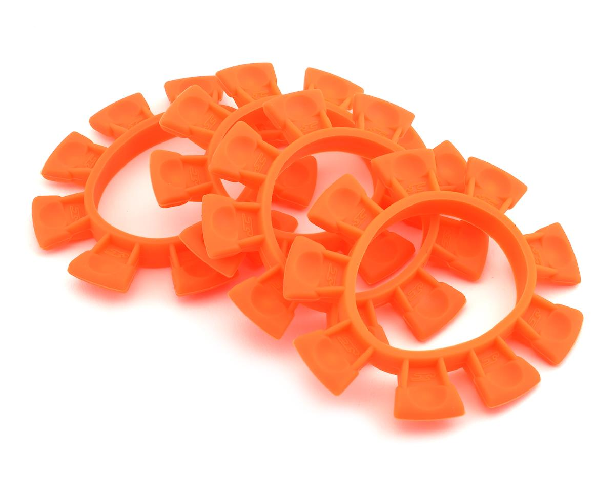 "JConcepts ""Satellite"" Tire Glue Bands (Orange)"