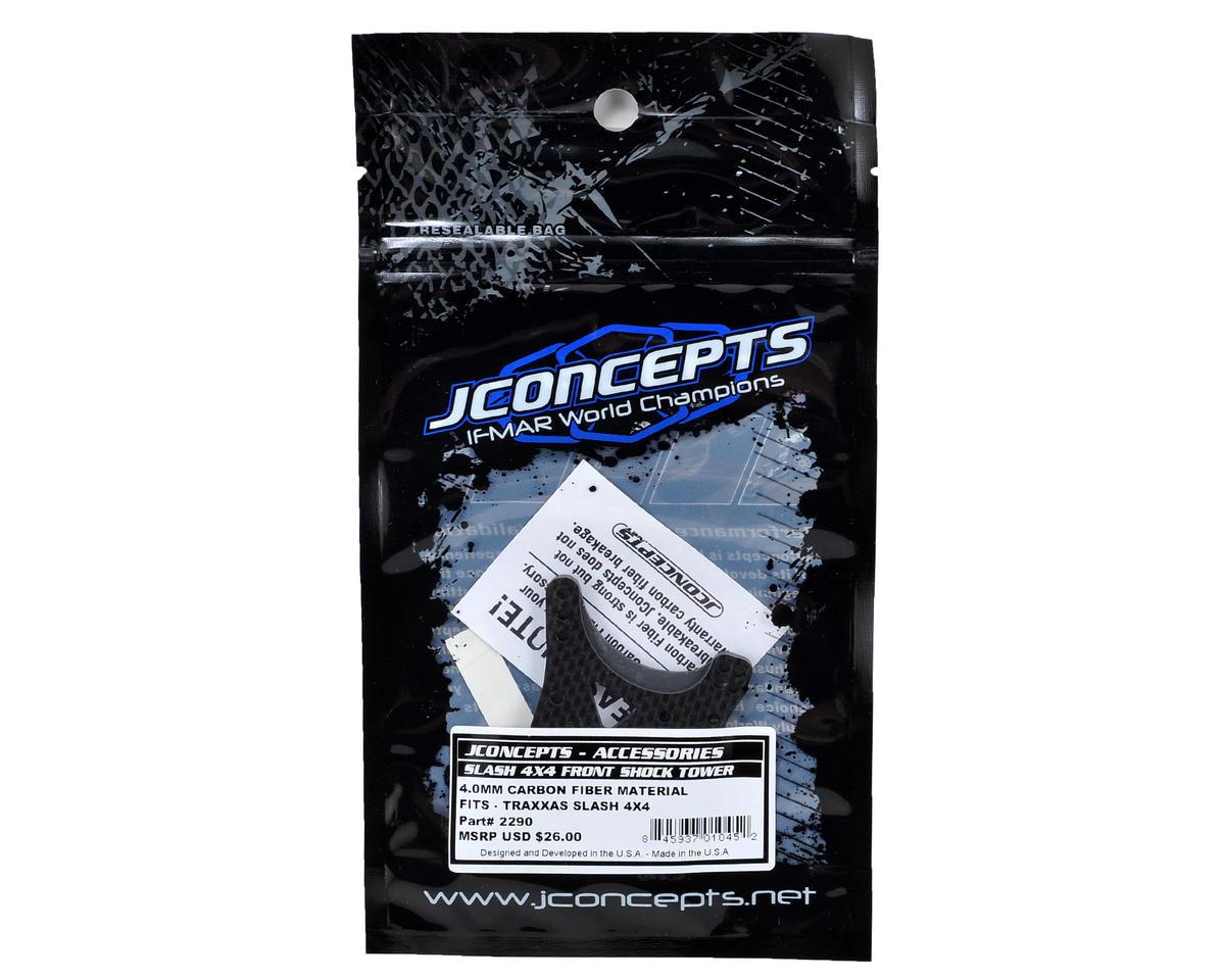 JConcepts Slash 4x4 4.0mm Front Shock Tower