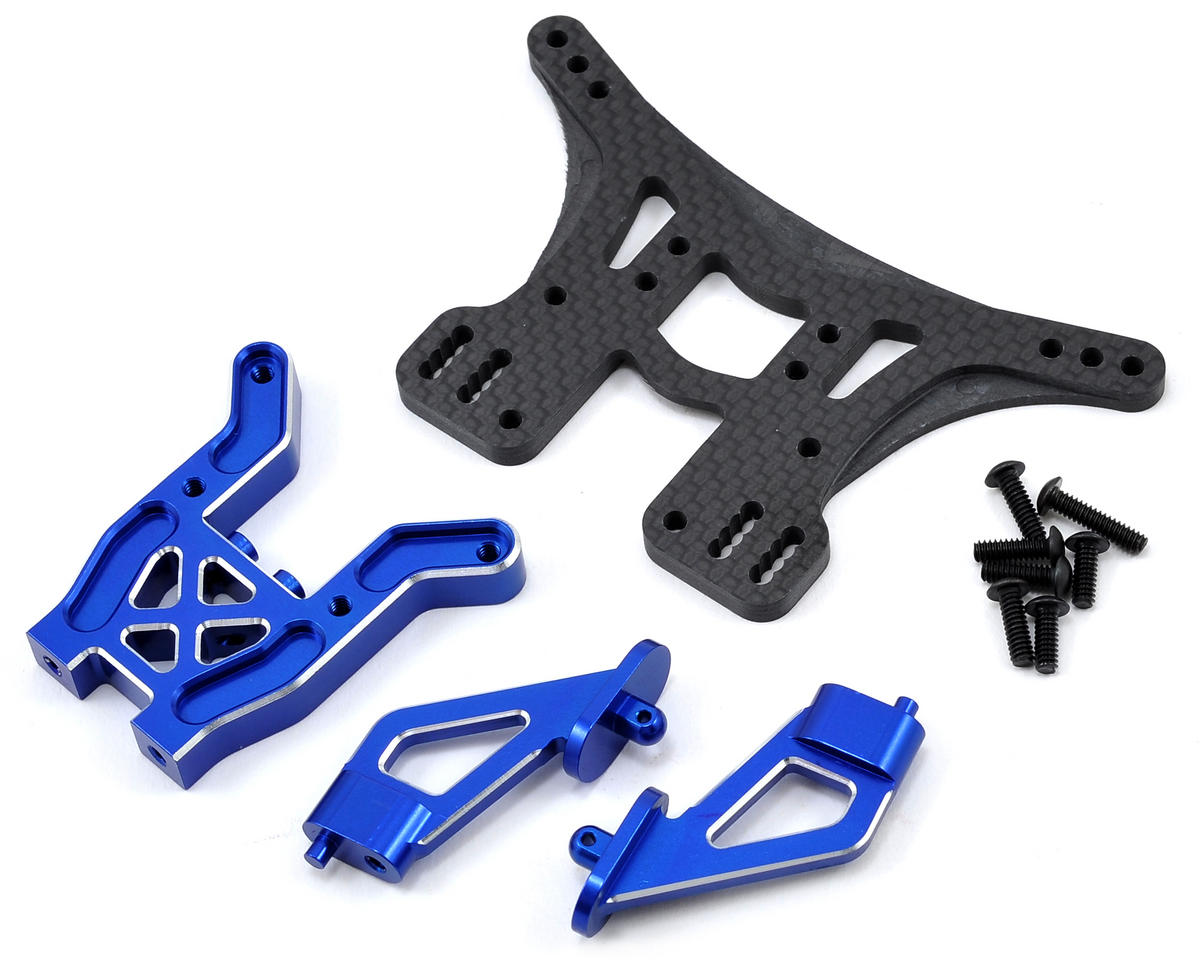 JConcepts C4.2 Rear Suspension Kit (Blue)