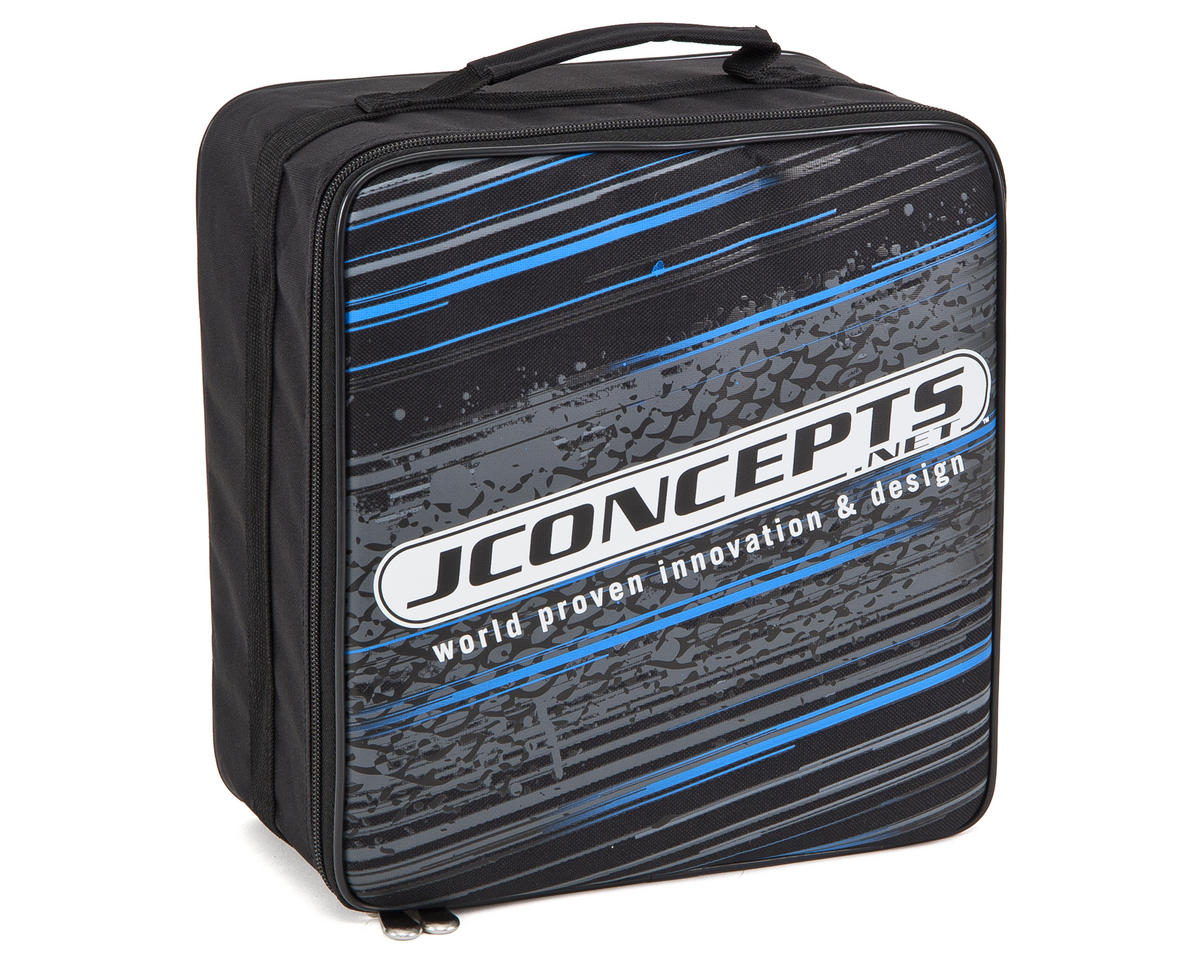 JConcepts Spektrum DX4R Radio Bag