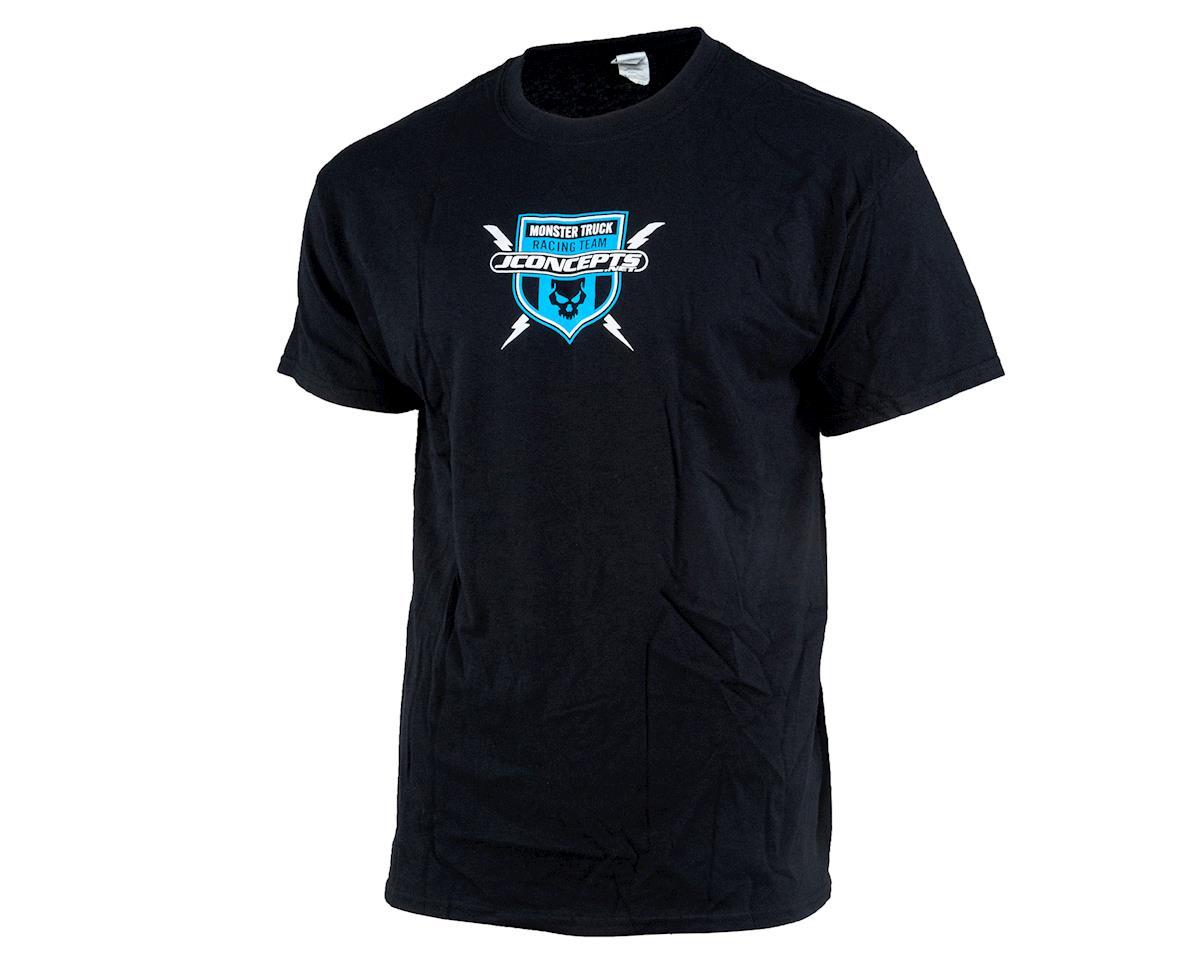 JConcepts Monster Truck Team T-Shirt (Black) (2XL)