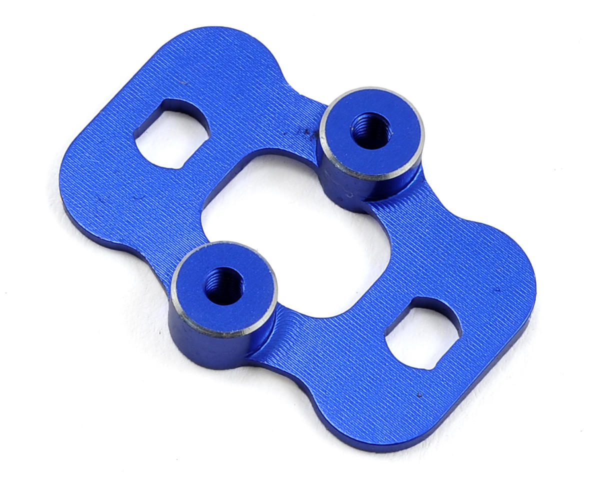 Aluminum Wing Shim (Blue) by JConcepts