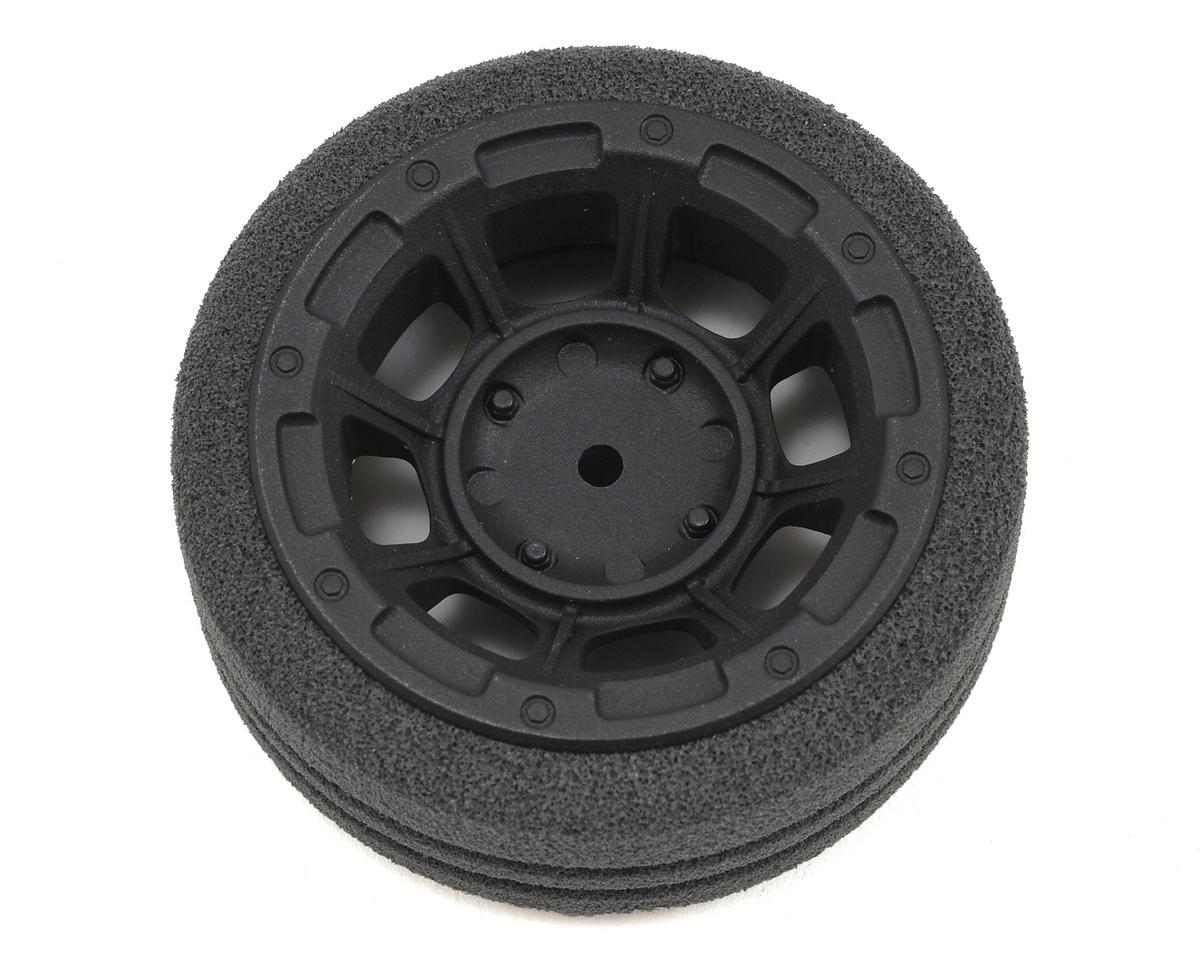 JConcepts M12/MT4 Hazard Radio Wheel w/Dirt-Tech Foam Grip