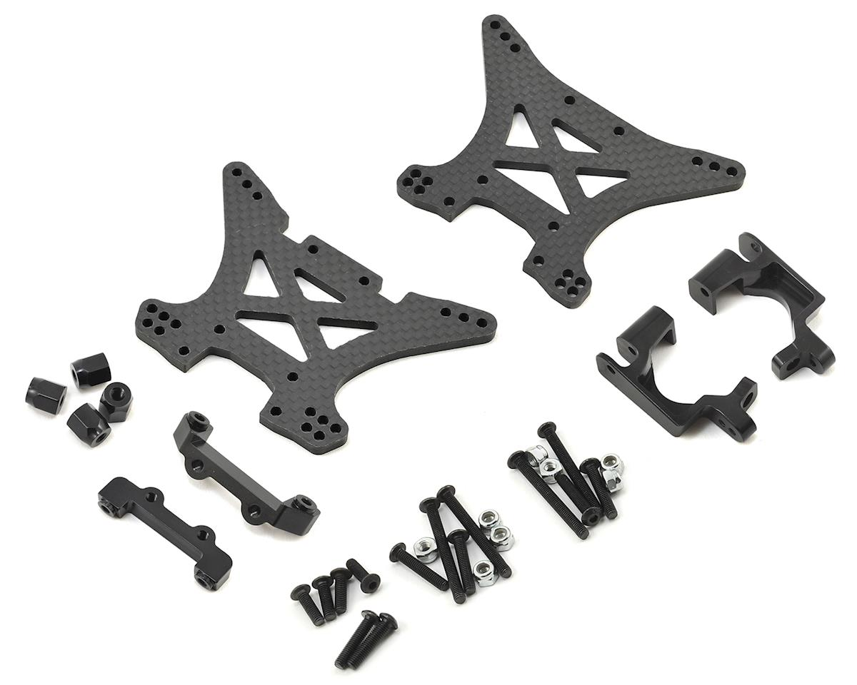 JConcepts Traxxas Slash 4x4/Stampede 4x4 Monster Truck Suspension Conversion Set
